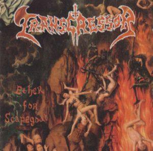 TRANSGRESSOR (Jap) – 'Ether for Scapegoat' CD