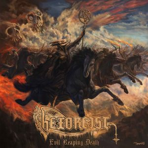 HEXORCIST (USA) – 'Evil Reaping Death' CD