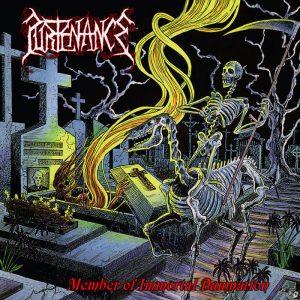 PURTENANCE (Fin) – 'Member of Immortal Damnation' CD