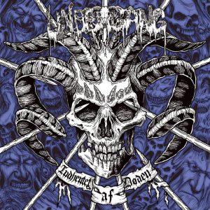UNDERGANG (Dk) – 'Indhentet af Døden' CD