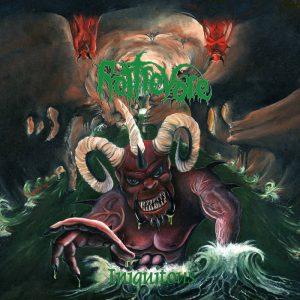 ROTTREVORE (USA) – 'Iniquitous' LP