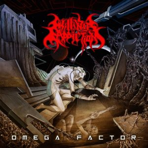 KILLING ADDICTION (USA) – 'Omega Factor' CD