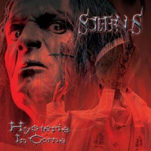 SOLFERNUS (Cz) – 'Hysteria in Coma + Diabolic Phenomenon' CD Digipack