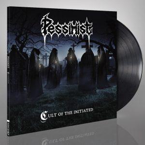 PESSIMIST (USA) – 'Cult of the Initiatedl' LP Gatefold