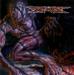 MISERY (Aus) – 'On Demon Wings' CD