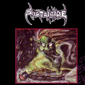 SORORICIDE (Isl) – 'The Entity' CD