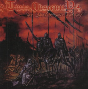 TWIN OBSCENITY (Nor) – 'For Blood