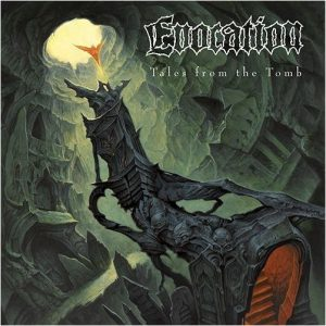EVOCATION (Swe) – 'Tales from the Tomb' CD