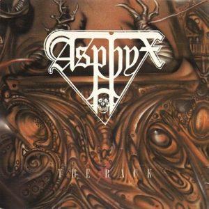 ASPHYX (Nl) - 'The Rack + bonus'CD Slipcase