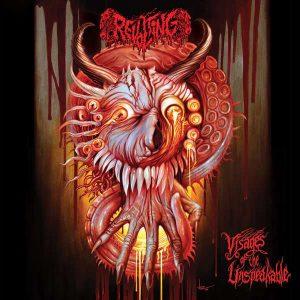 REVOLTING (Swe) – 'Visages of the Unspeakable' CD