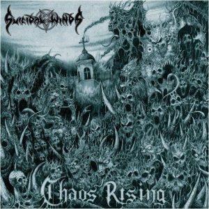 SUICIDAL WINDS (Swe) – 'Chaos Rising' LP (Blue vinyl)