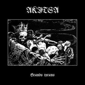 AKITSA (Can) – 'Grands Tyrans' CD digipak