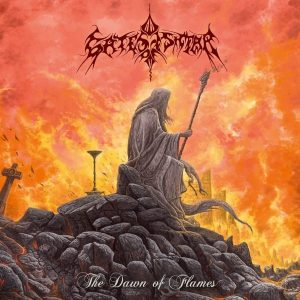 GATES OF ISHTAR (Swe) – 'The Dawn of Flames'CD Slipcase