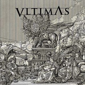 VLTIMAS – 'Something Wicked Marches In' CD Digipack