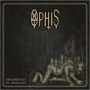 OPHIS (Ger) – 'Abhorrence In Opulence' D-LP Gatefold
