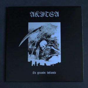 AKITSA (Can) – 'La Grande Infamie' D-LP