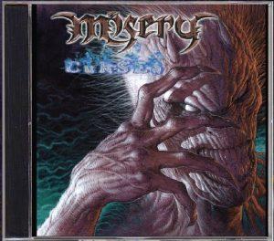 MISERY (Aus) – 'Curses' CD