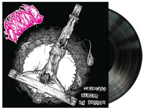 ANATOMY (Aus) Twisting Depths of Horror + Demos D-LP Gatefold (Black vinyl)