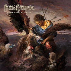 HATE ETERNAL (USA) – 'Upon Desolate Sands' CD Digipack