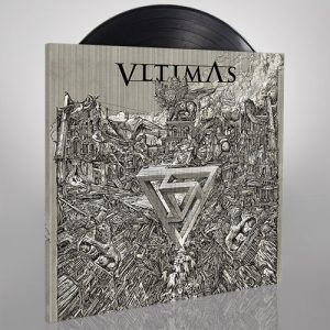 VLTIMAS – 'Something Wicked Marches In' LP Gatefold