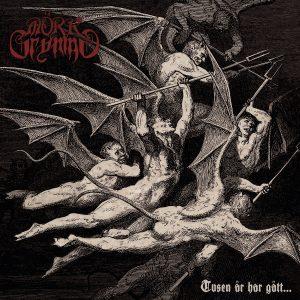 MÖRK GRYNING (Swe) – 'Tusen Ar Har Gatt….' CD Digipack