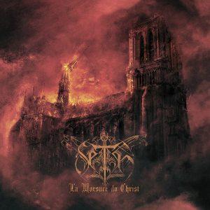 SETH (Fr) – 'La Morsure Du Christ' CD Digipack