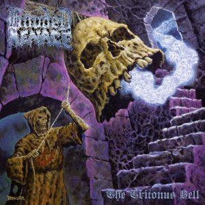 HOODED MENACE (Fin) – 'The Tritonus Bell' CD Digipack