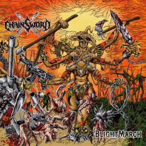 CHAINSWORD (Pol) – 'Blightmarch' CD