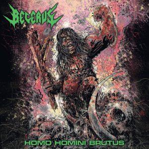 BECERUS (It) – 'Homo Homini Brutus' CD