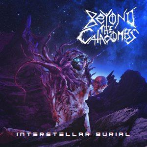 BEYOND THE CATACOMBS (Fin) – 'Interstellar Burial' CD Digipack