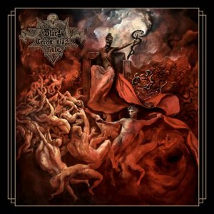 BLACK CEREMONIAL KULT (Chi) – 'Crowned in Chaos' CD
