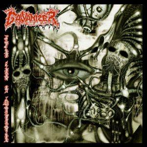 GALVANIZER (Fin) – 'Prying Sight Of Imperception' CD