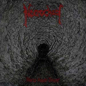 NECROCHAOS (Ger) – 'Mortal Angels Descent' CD