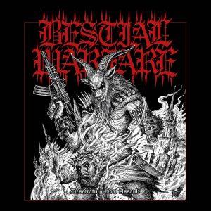 BESTIAL WARFARE (Ger) – 'Desecrating Goat Assault' MCD