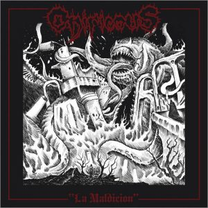 ONIRICOUS (Spa)– 'La Maldición' MLP