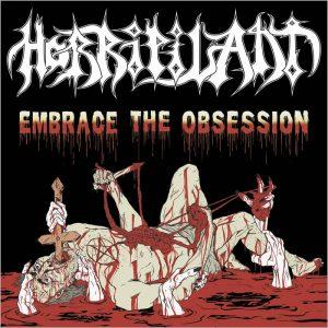 HORRIPILANT (Spa) - 'Embrace The Obsession' MCD