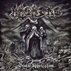 MASACRE (Col) – 'Brutal Agre666ion' CD