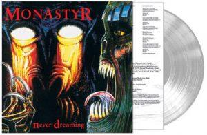 MONASTYR (Pol) – 'Never Dreaming' LP (Clear vinyl)