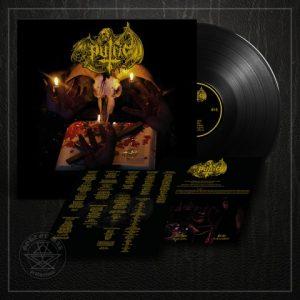PUTRID (Per) – 'Antichrist Above' LP