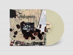 AUDIOPAIN (Nor) – 'Revel in Desecration' LP (Sand brown vinyl)