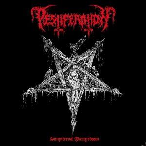 PESTIFERATION (Bra) – 'Sempiternal Martyrdoom' CD