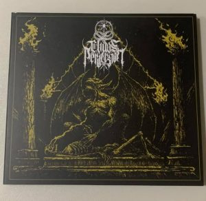 CHAOS PERVERSION (Cl) – 'Petrified Against the Emanation' CD Digipack