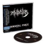 MUTILATOR (Bra) -  'Immortal Force' CD