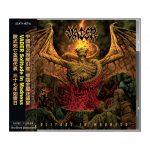VADER – 'Solitude In Madness' CD