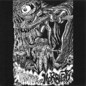 BONE SICKNESS (USA) – 'Theater of Morbidity' CD