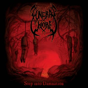 FUNERAL WHORE (Nl) – 'Step Into Damnation' CD