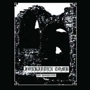 FORBIDDEN TOMB - 'The Prospector' CD