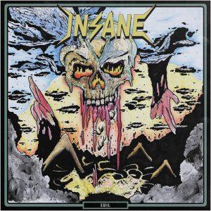 INSANE (Swe) – 'Evil' CD