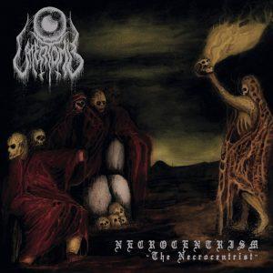 UTTERTOMB (Chi) – 'Necrocentrism – The Necrocentrist' CD