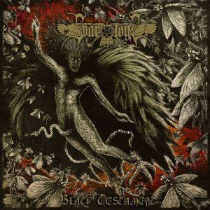 SVARTSYN (Swe) – 'Black Testament' CD